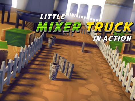 Little Mixer in Action Free screenshot 3