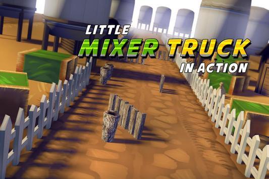 Little Mixer in Action Free screenshot 1