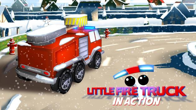 Little Fire Truck in Action screenshot 10