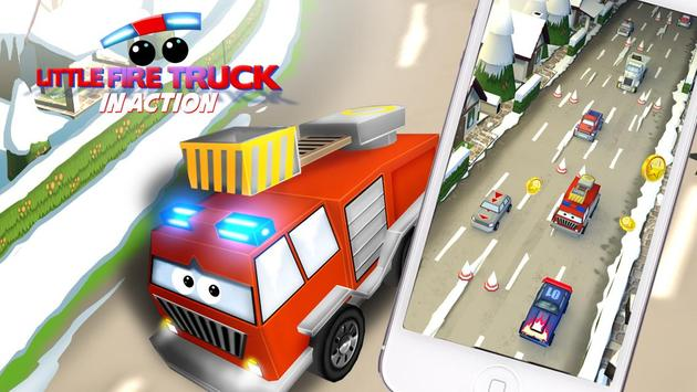 Little Fire Truck in Action screenshot 11