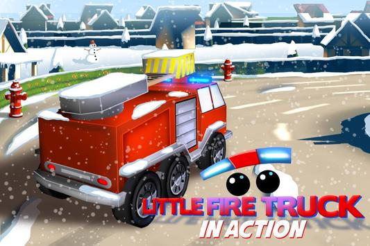 Little Fire Truck in Action screenshot 2