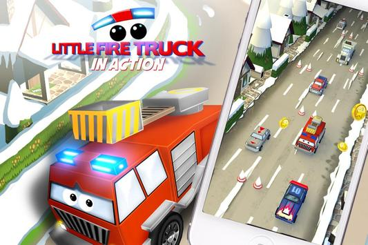 Little Fire Truck in Action screenshot 3