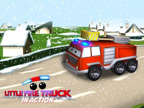 Little Fire Truck in Action screenshot 5