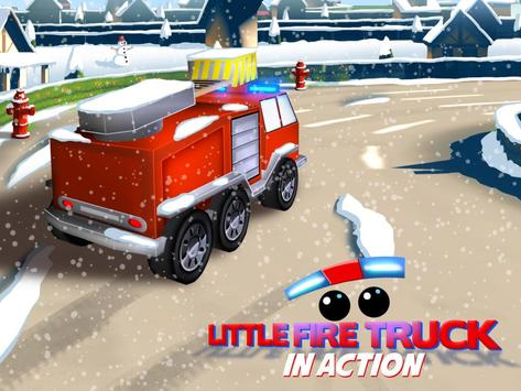 Little Fire Truck in Action screenshot 6