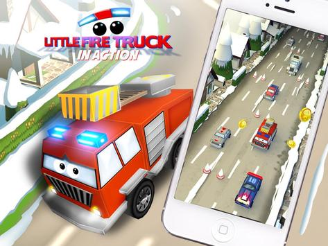 Little Fire Truck in Action screenshot 7
