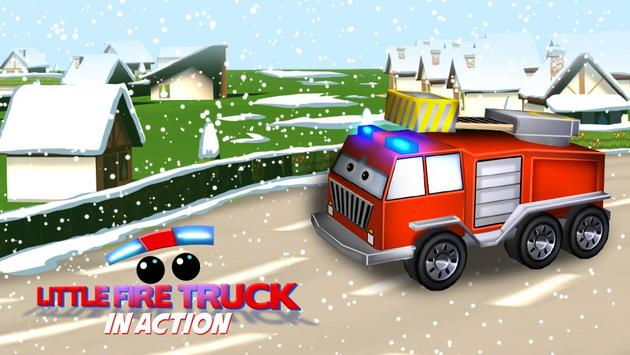 Little Fire Truck in Action screenshot 9