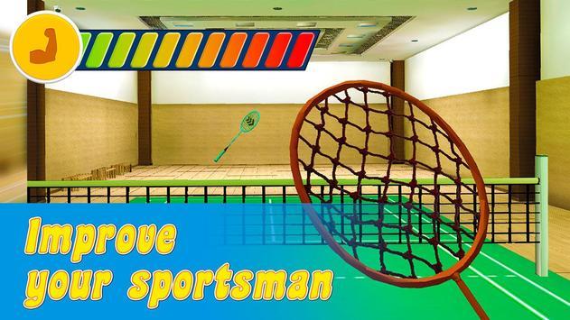 Badminton Legend Super Championship 3D screenshot 11