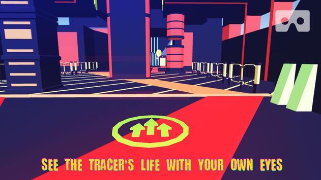 VR Parkour 360 - Cardboard Running Game poster