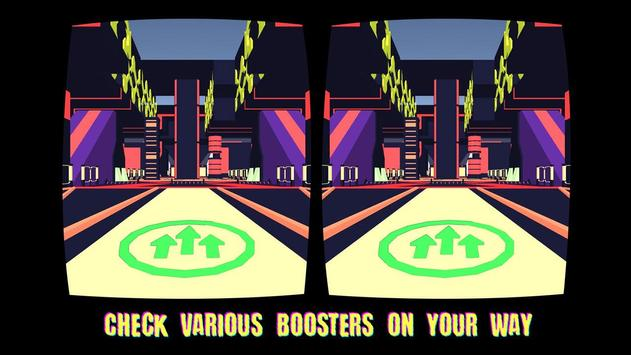 VR Parkour 360 - Cardboard Running Game screenshot 2