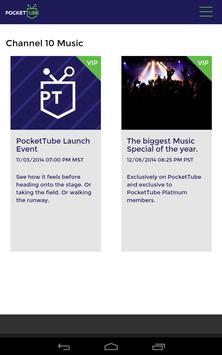 PocketTube Live screenshot 6