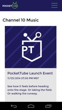 PocketTube Live screenshot 1