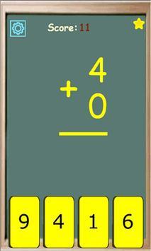 Flash Math poster