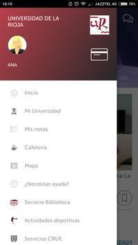 Universidad de La Rioja apk screenshot