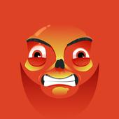 Pin Heads -- Crazy Circle Game icon