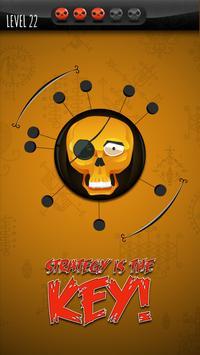 Pin Heads -- Crazy Circle Game screenshot 6