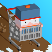 Silly Slide -- Retro 3D Arcade icon