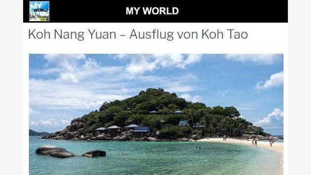 My World apk screenshot