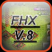 FHX V.8 COC 2017 icon