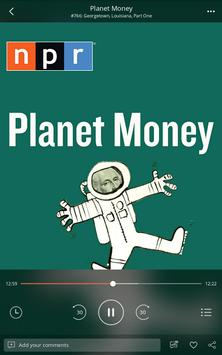 Podcast App & Podcast Player - Podbean apk screenshot