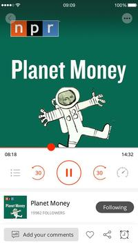 Podcast App & Podcast Player - Podbean screenshot 3