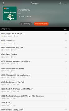 Podcast App & Podcast Player - Podbean screenshot 9