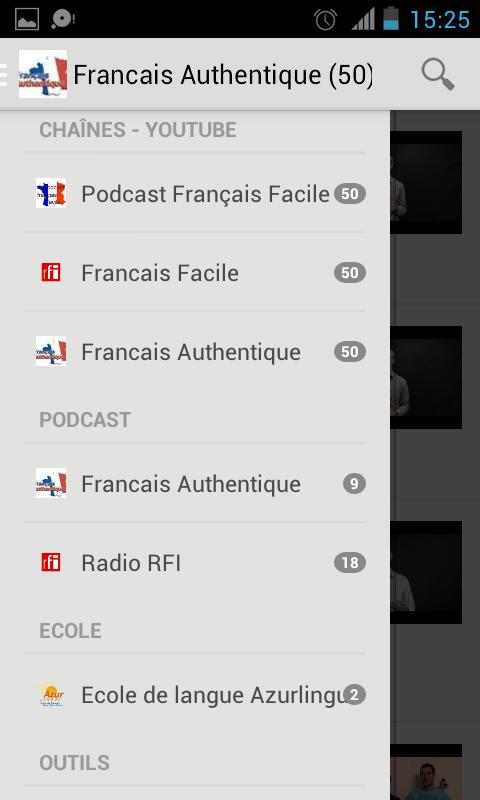 New user guide learn french with dailyfrenchpod.