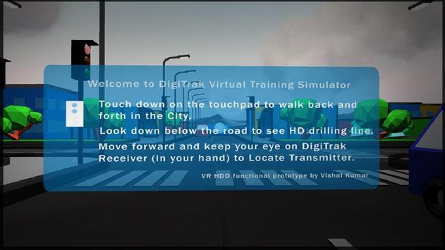 F5 VR Simulation Prototype poster