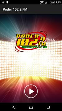 Poder 102.9 FM apk screenshot