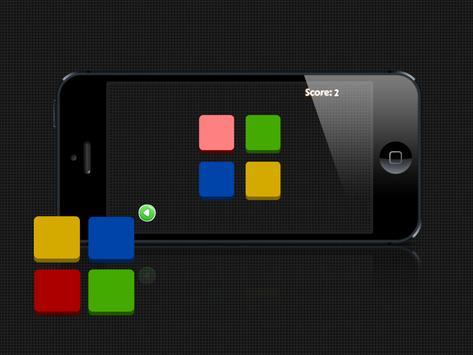 Simon Says Colors apk screenshot