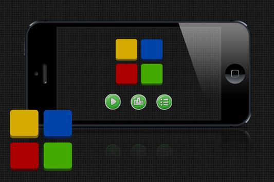 Simon Says Colors poster