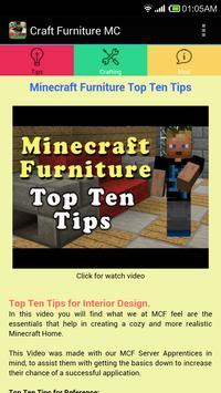 Craft Minecraft Furniture screenshot 3