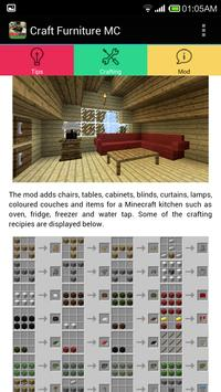 Craft Minecraft Furniture screenshot 6