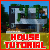 Build Minecraft House Tutotial icon