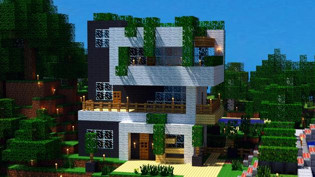 Build Minecraft House Tutotial screenshot 4