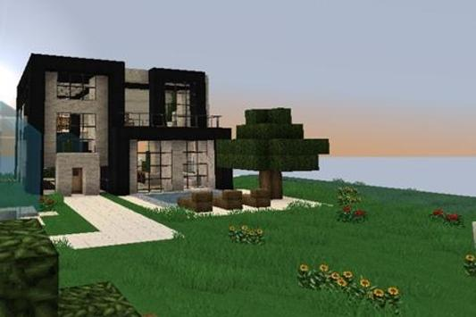 Build Minecraft House Tutotial screenshot 8