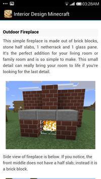 Guide Minecraft InteriorDesign screenshot 3