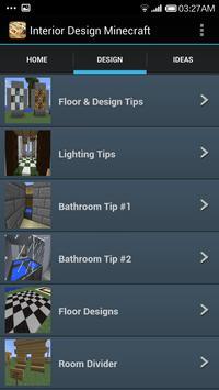 Guide Minecraft InteriorDesign screenshot 1