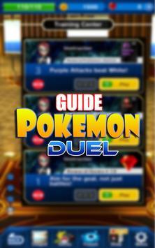 Guide Pokemon Duel poster