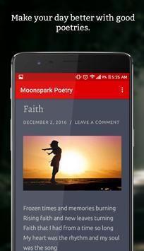 Poetry - Read & Share poems apk screenshot