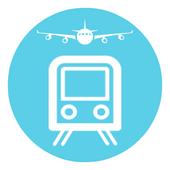 ЖД билеты icon