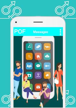 Guide POF Free Dating App poster