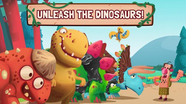 Dino Bash screenshot 13