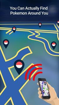 Pokemap: Map For Pokémon GO apk screenshot
