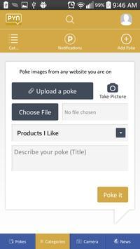 PokeYourNose (Opinion Matters) apk screenshot