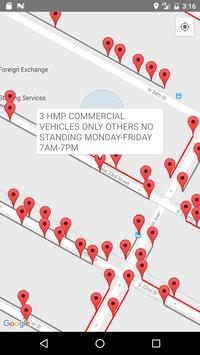 Parker - NYC Parking Made Easy screenshot 1