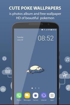 Cute Poke Wallpapers apk screenshot