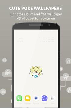 Cute Poke Wallpapers screenshot 2