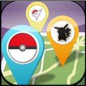 PokeDetector For PokemonGO App icon