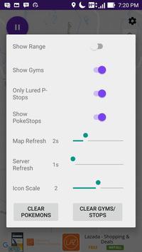 PokeDetector For PokemonGO App apk screenshot