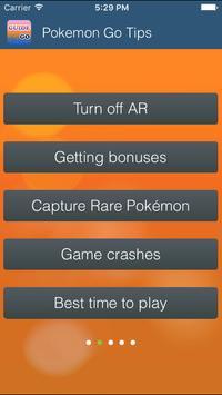 Guide for Pokemon Go screenshot 4